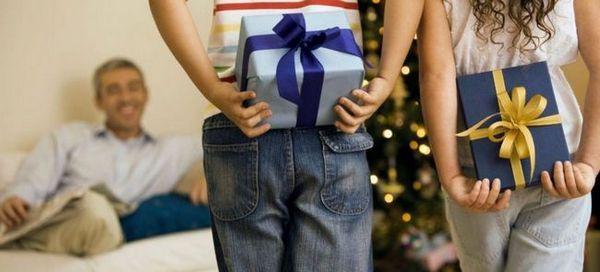 Новогодишен подарък за татко