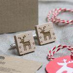 Снимка 35: Новогодишни копчета за ръкавели