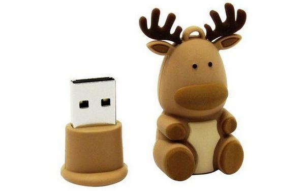 Новогодишното USB флаш устройство