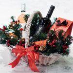 Снимка 61: Виното е подарък
