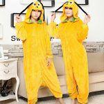 Снимка 64: Нова пижама под формата на кучета
