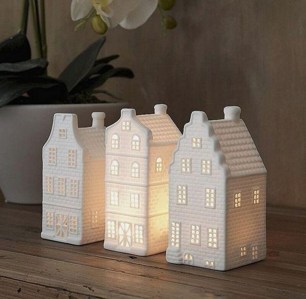 Свещници холандски къщи