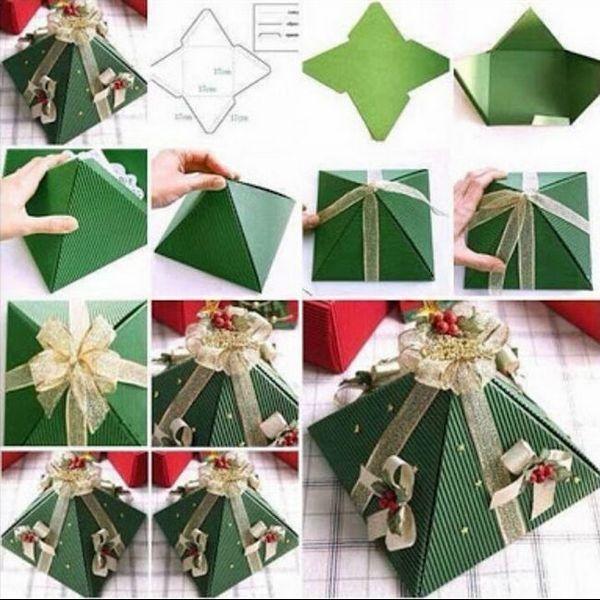 Опаковка за подарък от картон