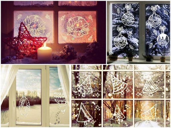Декориране на прозорци с огради