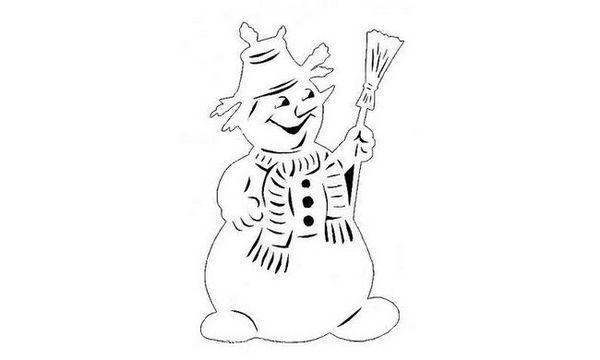 Стенли снежен човек