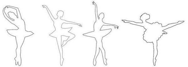 Модели на танцьори