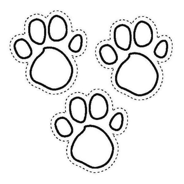 Модел на кучешки следи