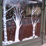 Снимка 68: Декориране на прозореца