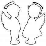 Снимка 101: Ангели във формата на ангели