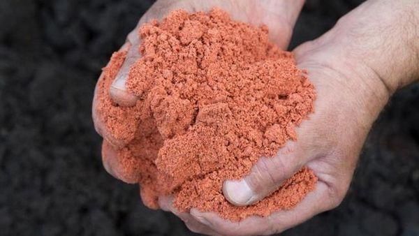 Снимка 16: Калиева сол за торове