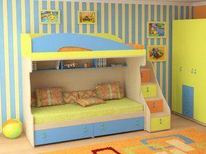 Двуетажно легло като алтернатива на прибиращото се