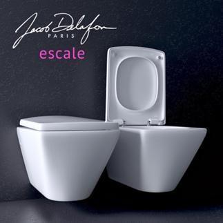 Окачени тоалетни чинии на френския производител