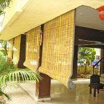 Снимка 20: Завеси от бамбук - завеси