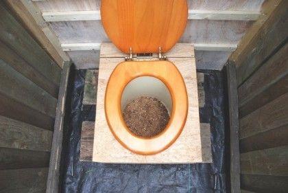 Тоалетна торфена