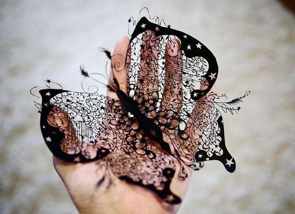 Пеперуди молци