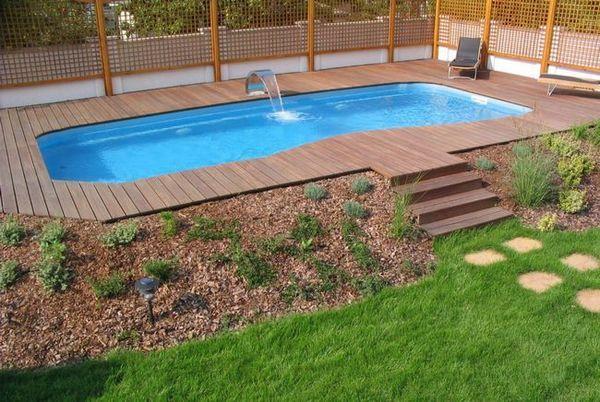 Колко струва да се изгради летен басейн?