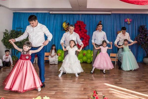 Танцувайте с татко