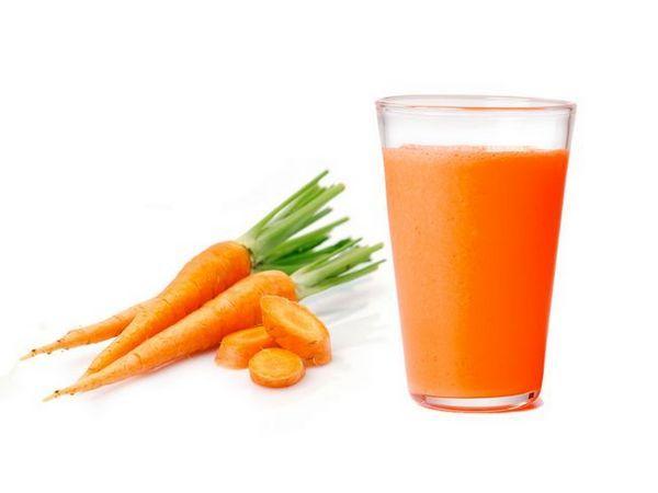 Полезен сок от моркови