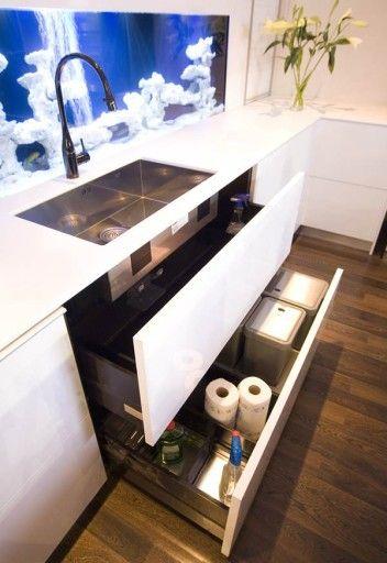 Всичко, което е необходимо за поддържане на чистота и ред в кухнята, събрани на едно място