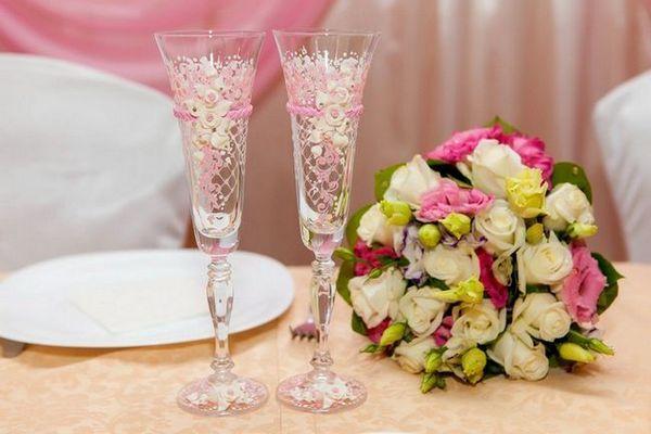 сватбени очила