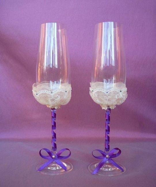 сватбени очила със собствени ръце (3)