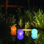Снимка 28: Слънчево езерце осветление