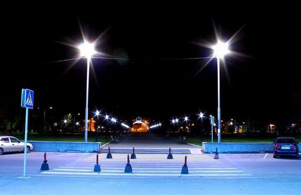 LED улично осветление безопасност, екологосъобразност, рентабилност, красота