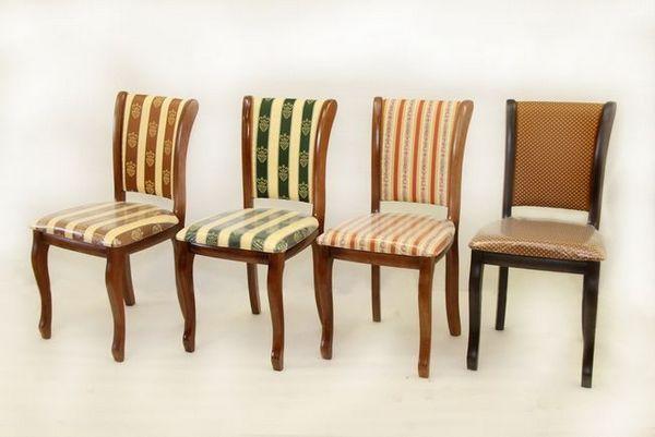 Такива различни дървени столове за всеки вкус