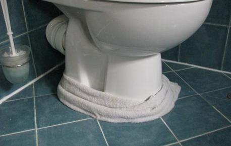 Неизправности на санитарен продукт