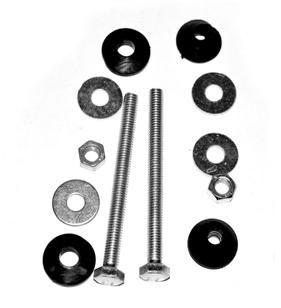 Комплект елементи за фиксиране на дренажния резервоар към тоалетната чиния