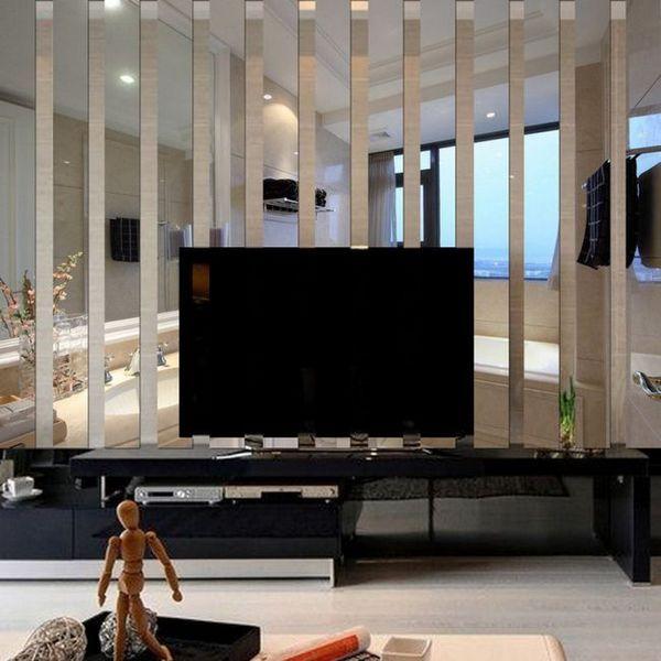 Оригинален дизайн на хола с телевизор