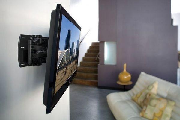 Монтиране на телевизора