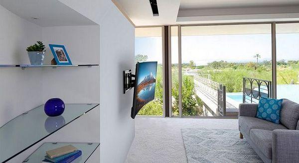 Правилно фиксирайте телевизора към стената
