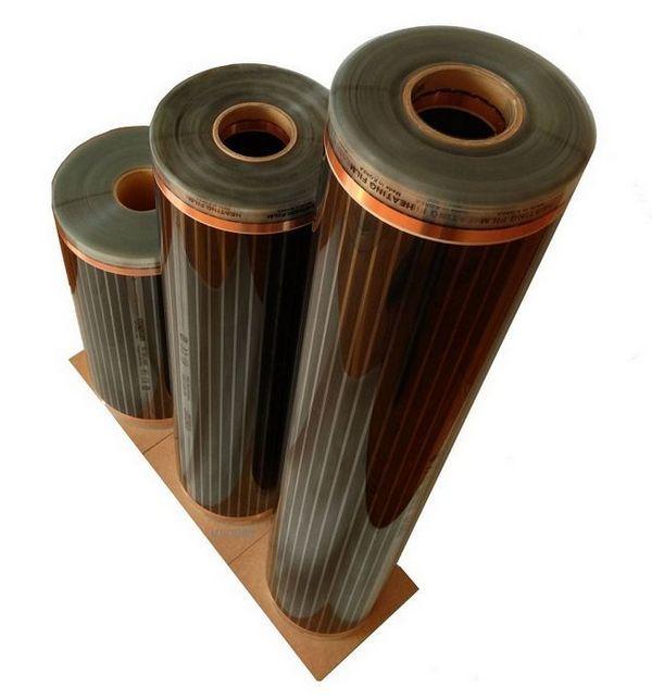 Инфрачервеният филм за отопление има различни характеристики