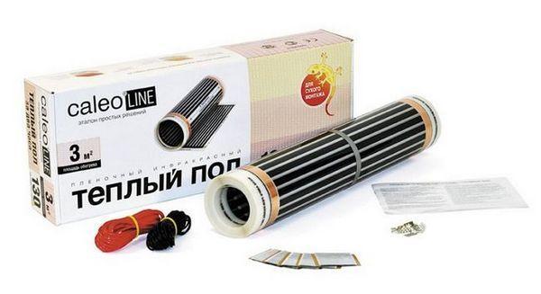 Производител на IR филм Kaleo произвежда бюджетни модификации на топъл под