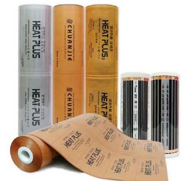 Подгряващият под, базиран на филми от петата поколение на производителя на Heat Life, е елитна модификация