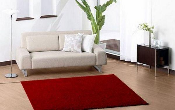 Местоположението на подовото отопление от филм тип е избрано в съответствие с изискванията на производителя