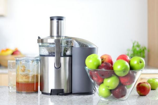 Сокоизстисквачка за ябълки с голяма производителност