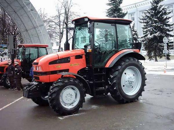Трактори на Беларус от mtz са популярни по целия свят