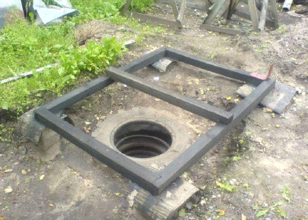тоалетна конструкция в страната