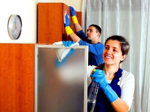 Почистване на апартамента полезни съвети за домакини