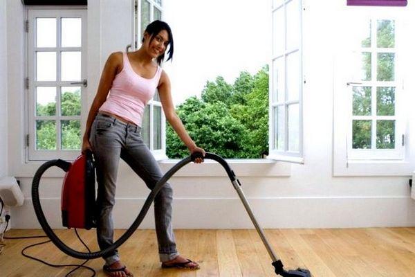От какво започва почистване в апартамент
