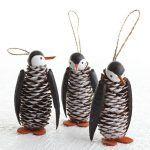 Снимка 64: пингвини с конуси