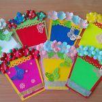 Снимка 63: Пощенски картички за цветя