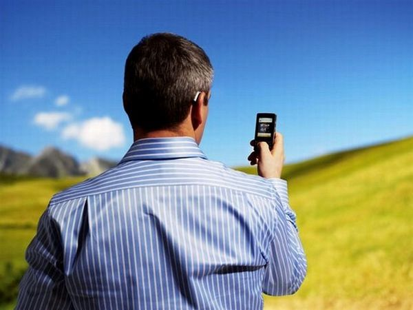 Клетъчен телефонен усилвател, за да не прекъсва комуникацията със света, далеч от цивилизацията