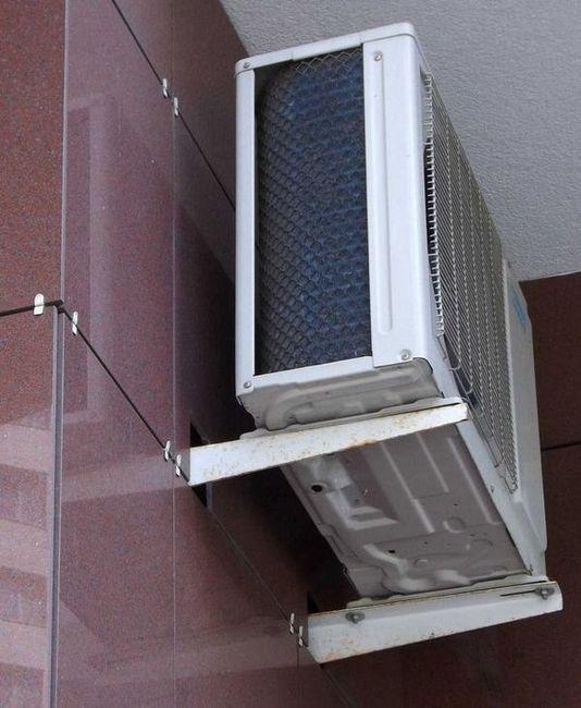 Инсталиране на климатик във вашия апартамент със собствените си ръце