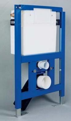 Устройство за инсталиране на окачена тоалетна чиния