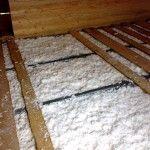 Снимка 19: Топлоизолация на камерна къща