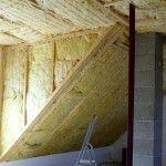Снимка 16: Затопляне на каменна къща с полиуретанова пяна (2)