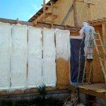 Снимка 18: Затопляне на каменна къща с полиуретанова пяна